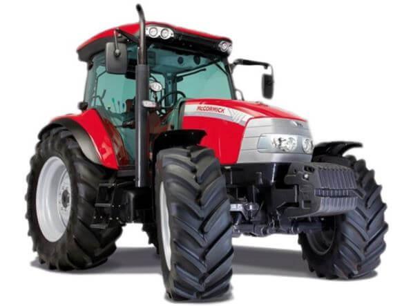 McCormick X7.680 Tractor