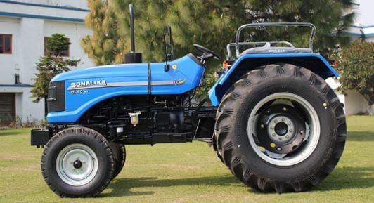 Sonalika DI 60 RX Tractor