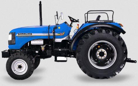 Sonalika Worldtrac 60 Tractor
