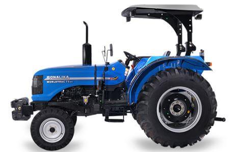 Sonalika Worldtrac 75 Tractor