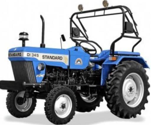 Standard DI 345 Tractor