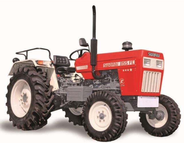 Swaraj-855-Tractor-Design