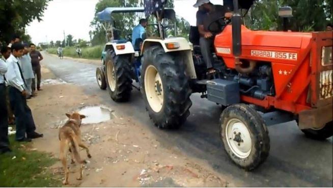 Swaraj-855-Tractor-hydraulic-system