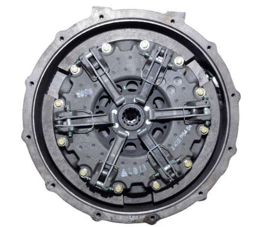 Swaraj-FE-855-transmission-dual-clutch