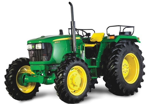 john-deere-5055e-price in India