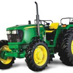 John Deere 5055E 4WD 55 HP Model Tractors Price Review Key Features