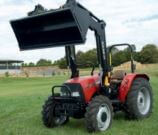 Case IH Straddle JX60 Tractor