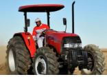 Case IH Straddle JX80 Tractor