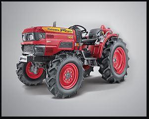Mahindra JIVO 365 DI 4WD tractor more profit