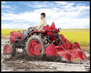 Mahindra JIVO 365 DI 4WD tractor performance