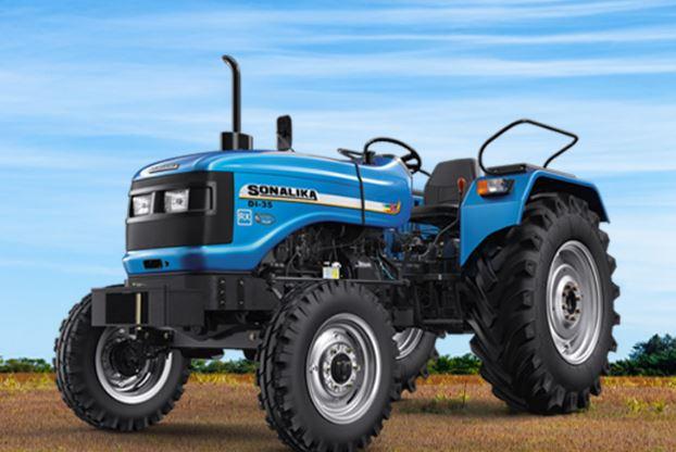 Sonalika Sikandar DI RX 35 Tractor Features