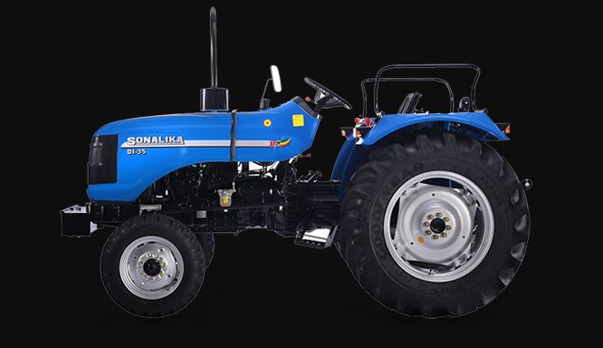Sonalika Sikandar DI RX 35 Tractor Overview