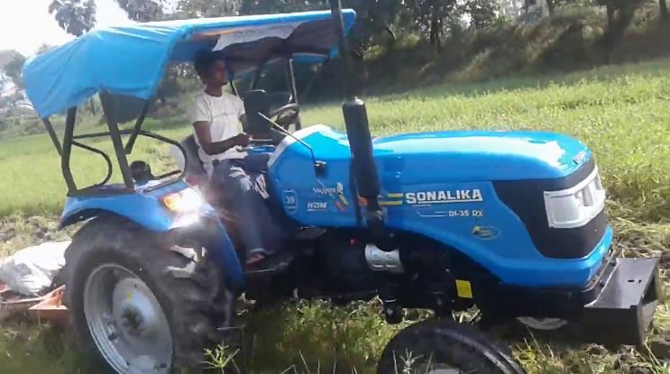 Sonalika Sikandar DI RX 35 Tractor Price in India