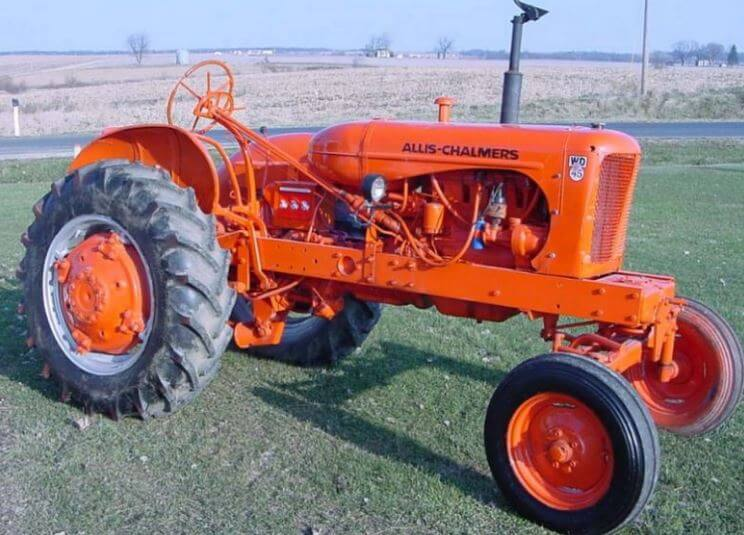 Allis-Chalmers WD45 Tractor