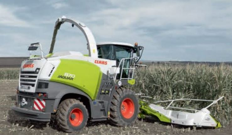 CLASS-JAGUAR-870-Forage-harvester price specs