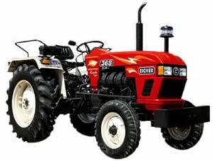 Eicher 368 Tractor