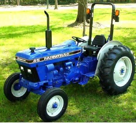 Escorts Farmtrac 45 Classic Tractor