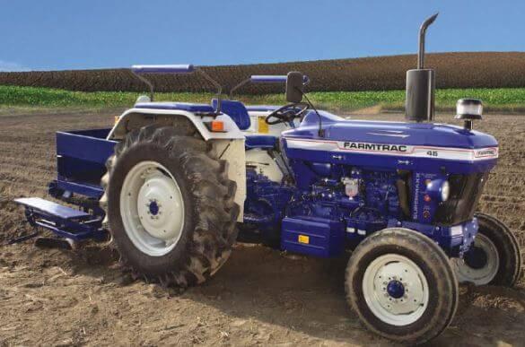 Escorts Farmtrac 45 Smart Tractor