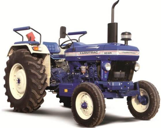 Escorts Farmtrac 60 EPI - 60 Classic Tractor