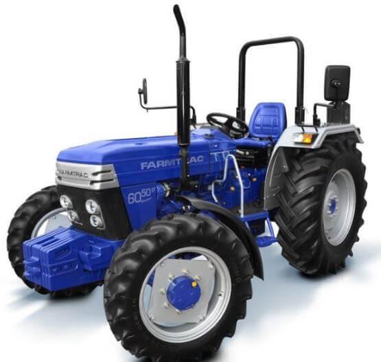 Escorts Farmtrac 6050 Executive Tractor