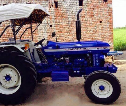 Escorts Farmtrac 6055 T20 Classic Tractor
