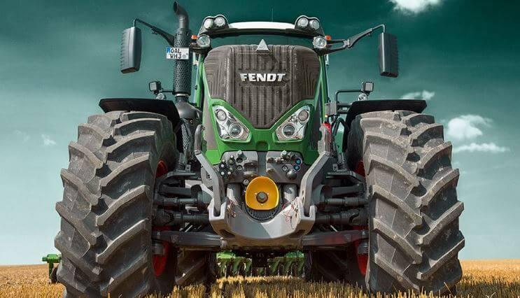 Fendt-900-Vario-Tractor