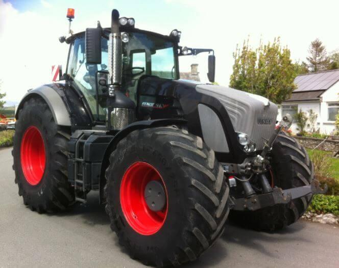 Fendt 930 Vario Tractor