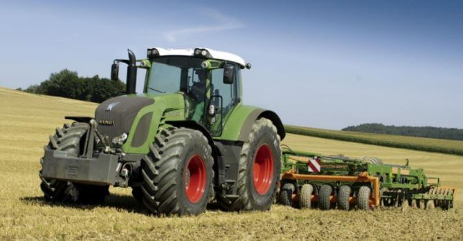 Fendt 936 Vario Tractor