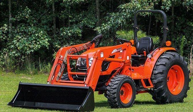 Kioti DK5010 Tractor