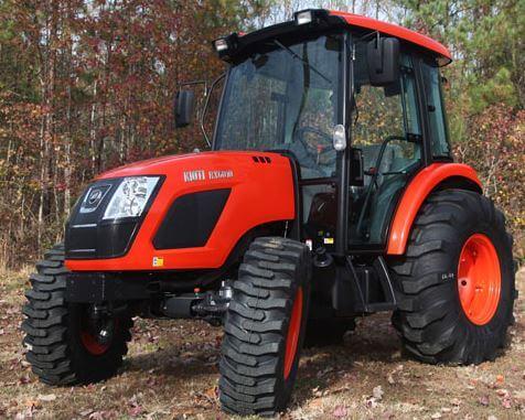 Kioti RX6010 Powershuttle CAB Tractor