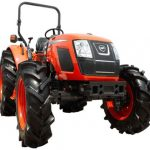 Kioti RX Series Tractors Parts Specification, Price List, Images