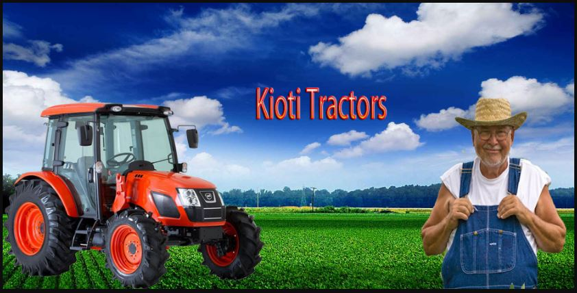 Kioti Tractors Prices For Sell ll➤ Key Features