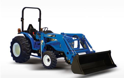 LS-G33-Compact-Tractor