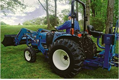 LS-G38-Compact-Tractor