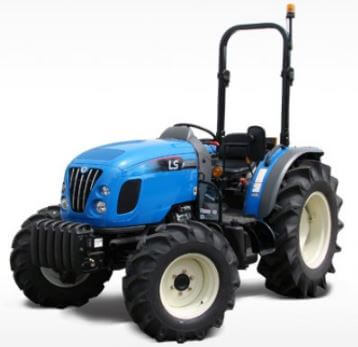 LS-KR45-Compact-Tractor