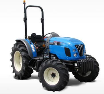 LS-KR50-Compact-Tractor