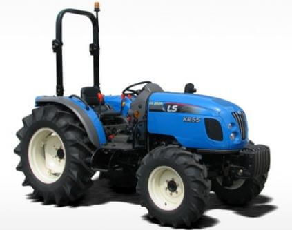 LS-KR55-Compact-Tractor