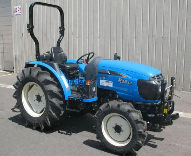 LS-R50-Compact-Tractor