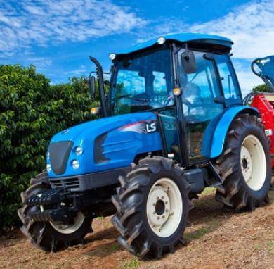 LS U50 CABIN Tractor