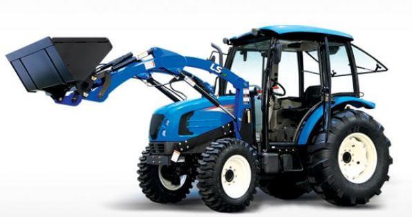 LS U50 ROPS Tractor