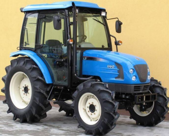 LS U60 CABIN Tractor