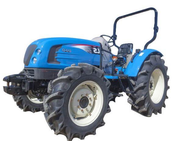 LS U60 ROPS Tractor
