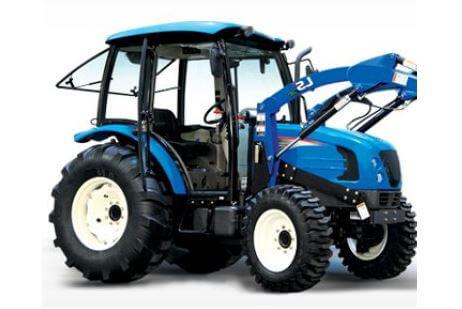 LS U6020 CABIN Tractor