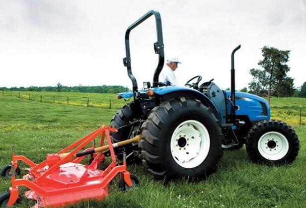 LS U6020 ROPS Tractor