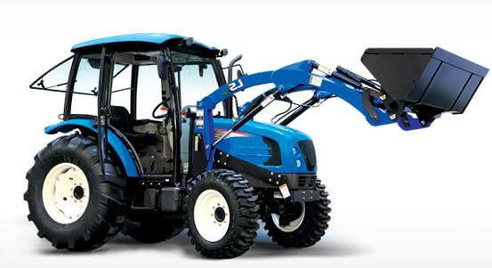 LS U6030 CABIN Tractor