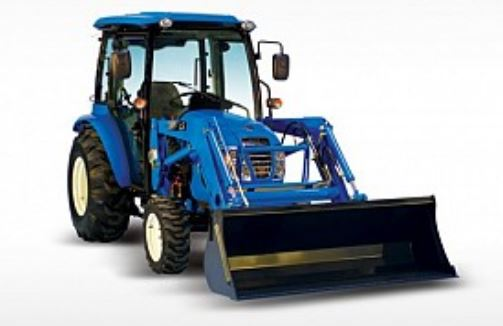 LS XR3140 CABIN Compact Tractor