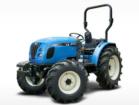 LS XR3140 ROPS Compact Tractor