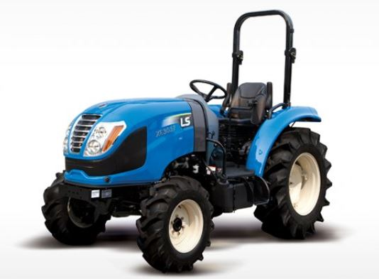 LS XR4140 ROPS Compact Tractor