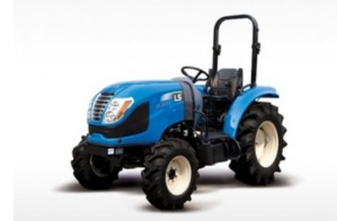 LS XR4145 ROPS Compact Tractor