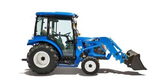 LS XR4150 CABIN Compact Tractor